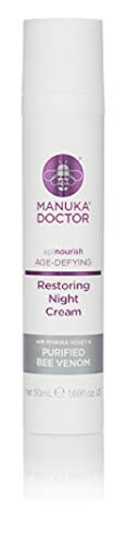 Manuka Doctor Apinourish Restoring Night Cream 50g