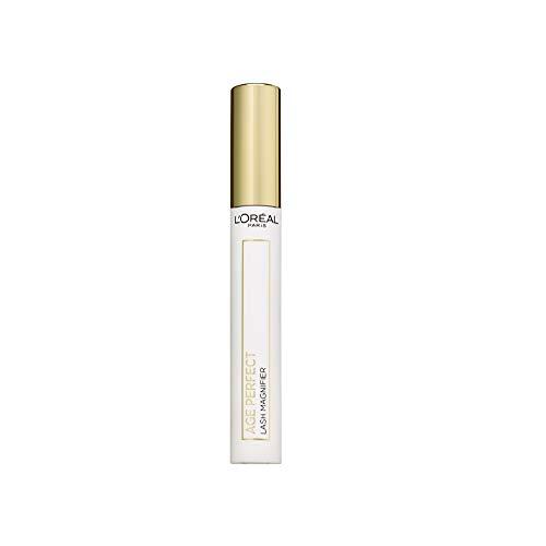 L'Oréal Paris Age Perfect Volumen-Wimperntusche 01 Schwarz, für sensible Augen, vollere und...