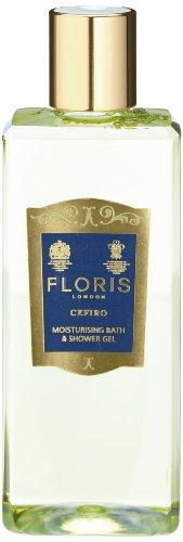 Floris London Cefiro, Moisturising Bath & Showergel, 250 ml
