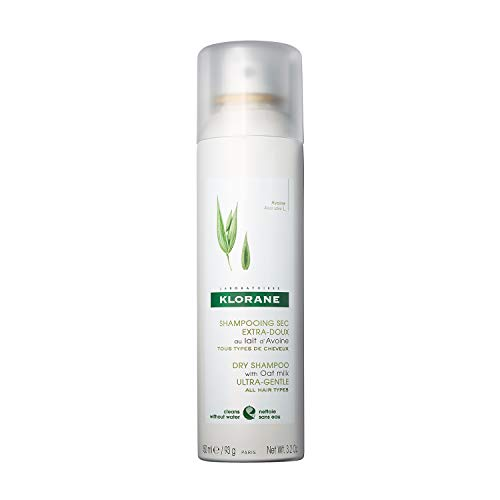 ultra-gentle Dry Shampoo with oat milk 150 ml