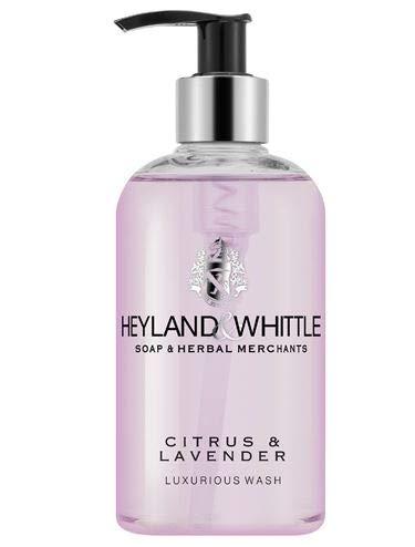 Heyland & Whittle Citrus und Lavendel Hand- und Körperwaschmittel, 300 ml