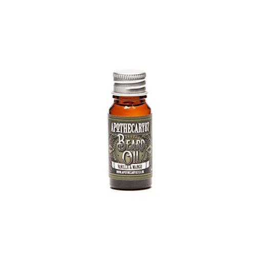 Apothecary 87 Bartöl Vanille und Mango, 10 ml