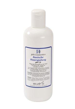 Basische Haarspülung pH 7, 5, für langes strapaziertes Haar intensivpflege für das Haar, ohne...