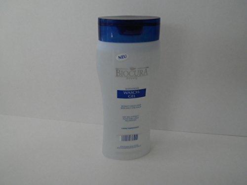 BIOCURA Beauty Wasch-Gel mit EAU Vitale, Aloe Vera und Allantoin 300 ml
