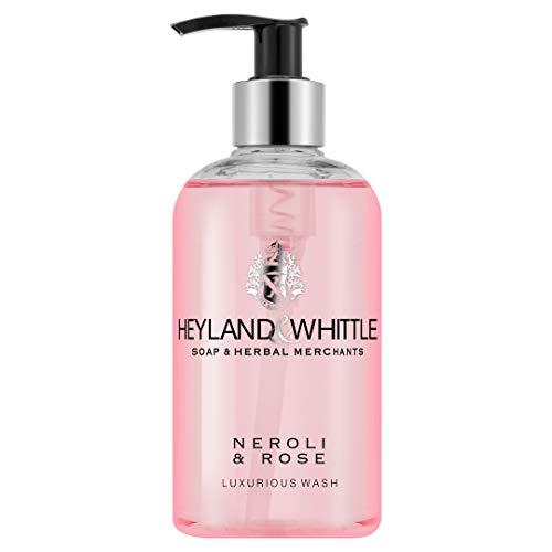 Heyland & Whittle Neroli & Rose Hand & Body Wash, 300 ml