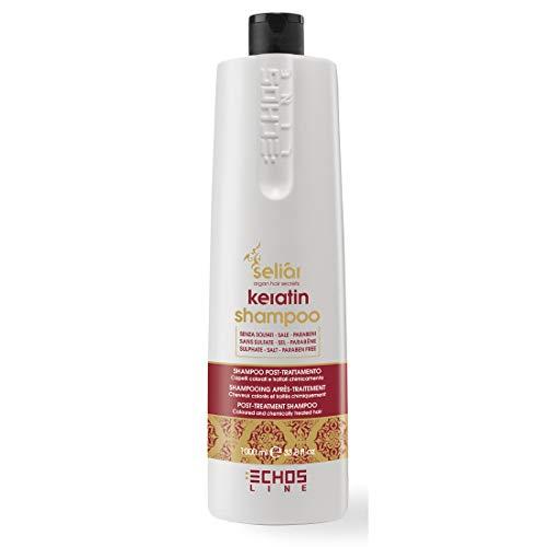 Shampoo nach der Färbung 1000 ml mit Keratin