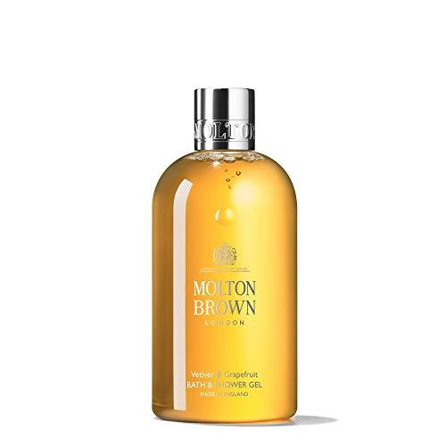 Molton Brown Vetiver & Grapefruit Bath & Shower Gel, 300ml