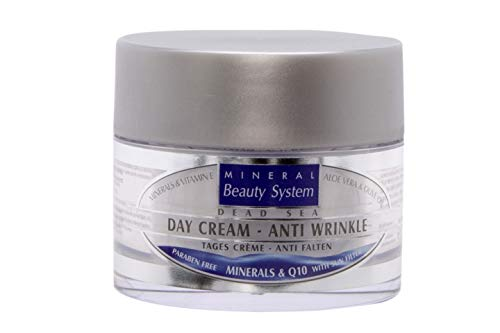 Totes Meer Mineral Anti-Aging Q10 Tages Creme - Anti Falten, 50ml by Mineral Beauty System -...