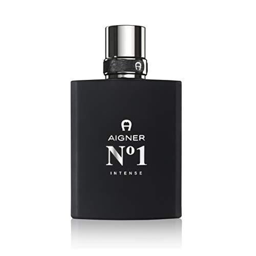 Aigner No. 1 Intense Men homme/men, Eau de Toilette, Vaporisateur/Spray 100 ml, 1er Pack (1 x 0.369...