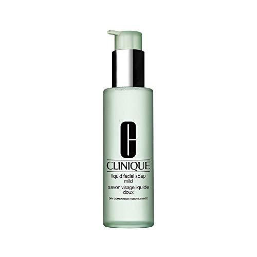 Clinique 3-Phasen-Systempflege femme/woman, Liquid Facial Soap Mild, 1er Pack (1 x 200 ml)