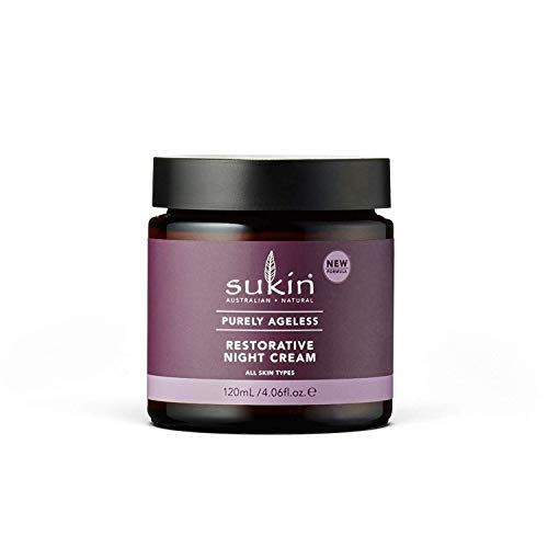 Sukin Purely Ageless Restorative Night Cream, 120 ml