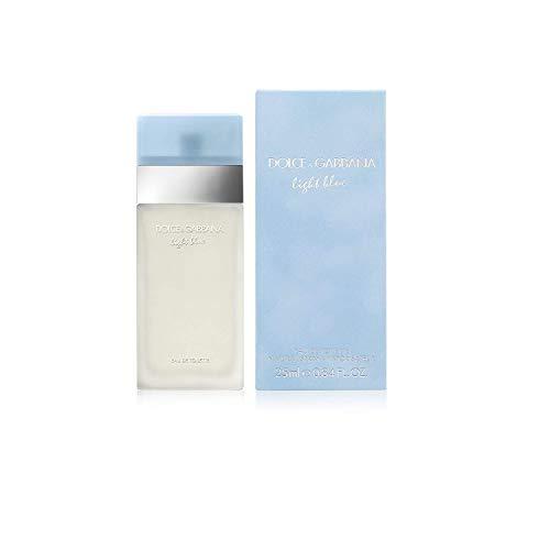 Dolce & Gabbana Hellblau  femme/woman, Eau de Toilette, Zerstäuber / Spray, 25 ml