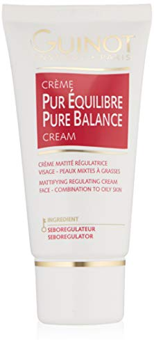 Guinot Creme Pur Equilibre Pure Balance Gesichtscreme , 1er Pack (1 x 50 ml)