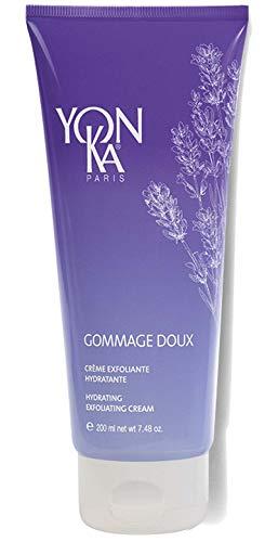 YON-KA – Gommage Doux – feuchtigkeitsspendende Peeling-Creme formuliert, um Ihre Haut weich und...