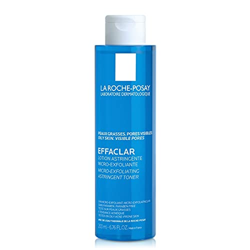 LA ROCHE-POSAY Effaclar porenverfeinernde Lotion, 1er Pack(1 x 200 ml)