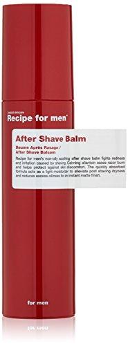 Recipe For Men Aftershave Balsam 100 ml, Preis/100 ml: 15.95 EUR