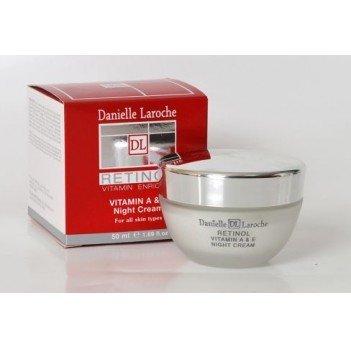 Danielle Laroche Vitamin a & E Night Cream by Danielle Laroche