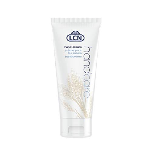 LCN Hand Cream 75 ml - für eine strukturverbessernde und nicht fettende Pflege mit nachhaltigem...