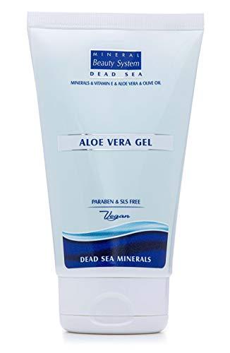 Mineral Beauty System Feuchtigkeitsspendendes Aloe Vera Gel mit Mineralien aus dem Totes Meer, 150...