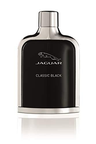 Jaguar Classic Black Herren, Eau de Toilette Natural Spray, 100 ml