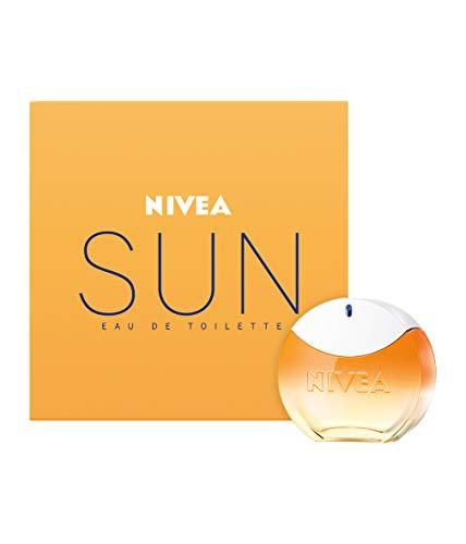 NIVEA SUN Eau de Toilette (1 x 30 ml) mit dem Original NIVEA SUN Sonnencreme Duft, Unisex,...
