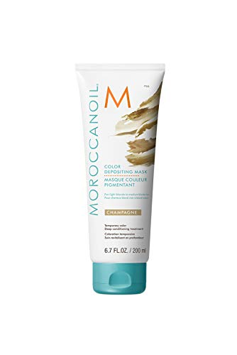 Moroccanoil Color Depositing Mask, Champagner, 1er Pack (1 x 200 ml)