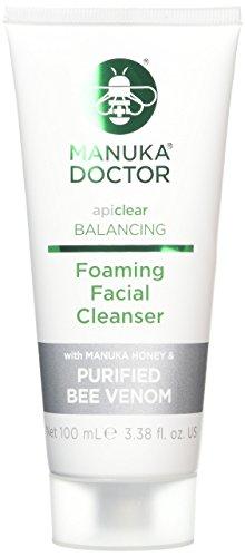 Manuka Doctor Apiclear Foaming Facial Cleanser, 100 ml