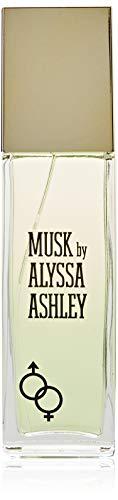 Alyssa Ashley Musk unisex, Eau de Toilette Vaporisateur 100 ml, 1er Pack (1 x 1 Stück)