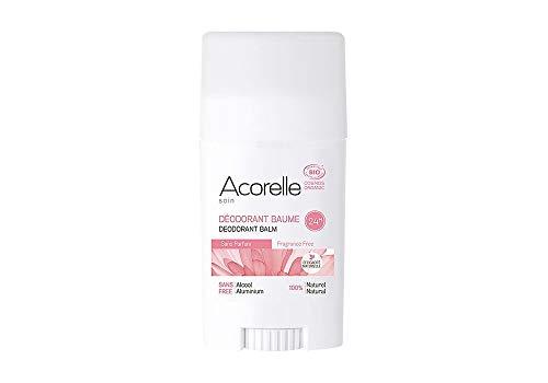 Acorelle Deodorant Balsam ohne Duft-40g