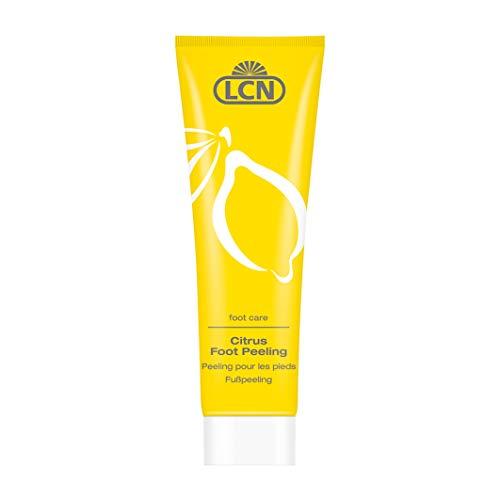 LCN Citrus Foot Peeling, 100 ml