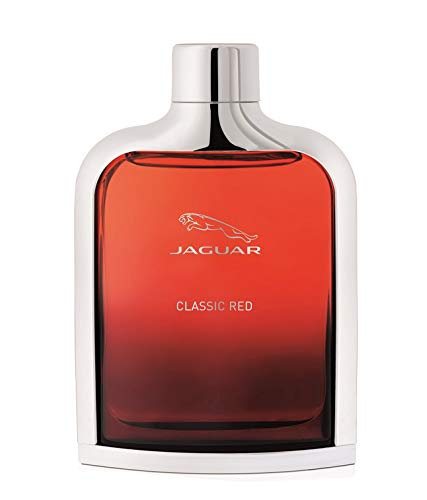 Jaguar Classic Red EdT Natural Spray 100ml, 1er-Pack