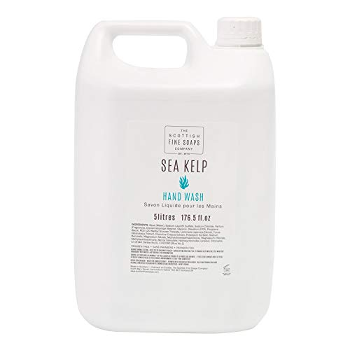 Scottish Fine Soaps Bulk 5L Commercial Sea Kelp Hand Wash Refill