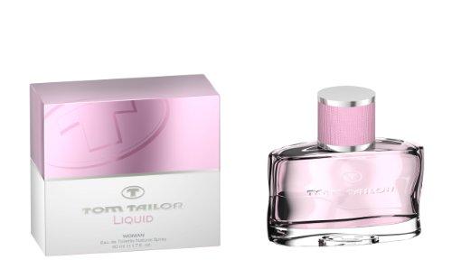 TOM TAILOR Liquid Woman EdT N/S 40ml, 1er Pack (1 x 40 ml)