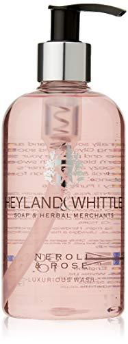 Heyland & Whittle Neroli & Rose Hand- & Bodywash im Spender 300ml