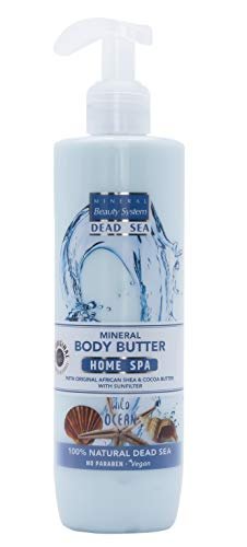 Mineral Beauty System Totes Meer Mineralien SPA-BODY BUTTER CREAM - Ocean, 300 ml