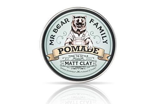 Mr. Bear Family - Matt Clay Pomade - 100ml