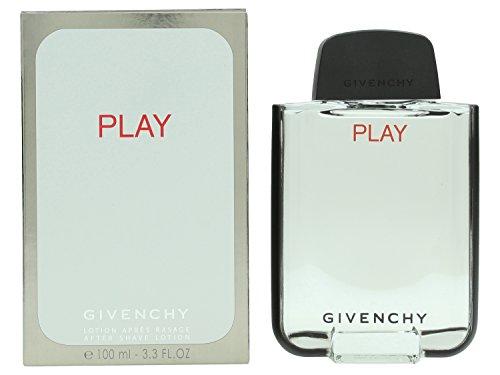 Givenchy Play for Him homme/men, Aftershave Splash 100 ml, 1er Pack (1 x 0.213 kg)