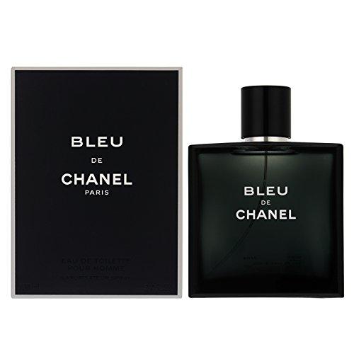 Bleu De Chanel by Chanel for Men - Eau de Toilette, 100 ml