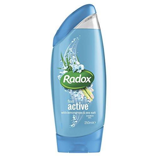 Radox Feel Good Duft Active 2in1Dusche und Shampoo