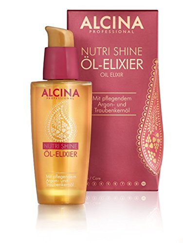 Alcina Nutri Shine Öl-Elexier