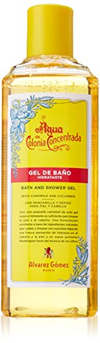 Alvarez Gomez: Moisturizing Bath and Shower Gel
