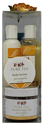 Pure Fiji Spa Boxes (Pineapple) by Pure Fiji