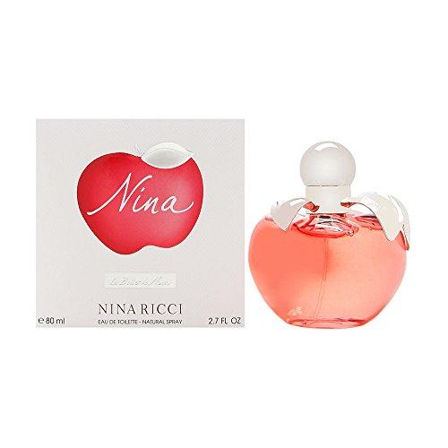 Nina Ricci Eau de Cologne für Frauen 1er Pack (1x 80 ml)
