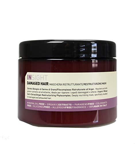 Insight Damaged Hair Restructurizing Maske, 560 g