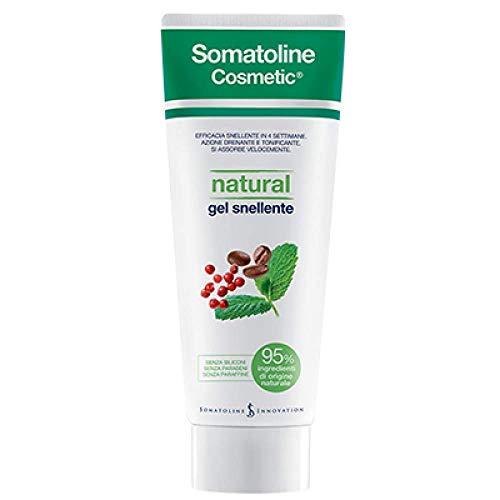 Somatoline Cosmetic Natural Shaping Gel, 250 ml