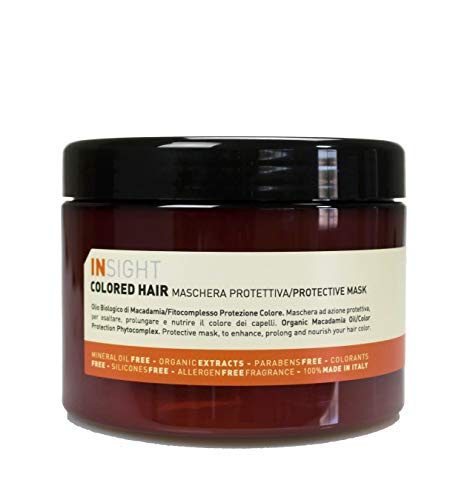 Insight Colored Hair Protective Maske, 560 g