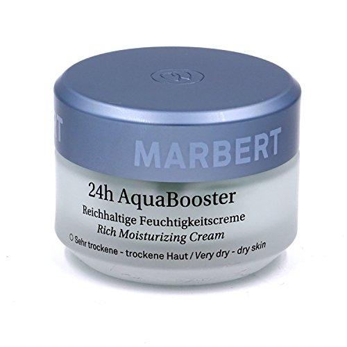 Marbert 24h Aqua Moisturizing Cream für trockene Haut, 50 ml