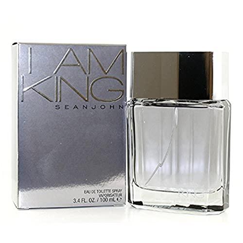 Sean John I Am King 100 ml EDT Spray, 1er Pack (1 x 100 ml)