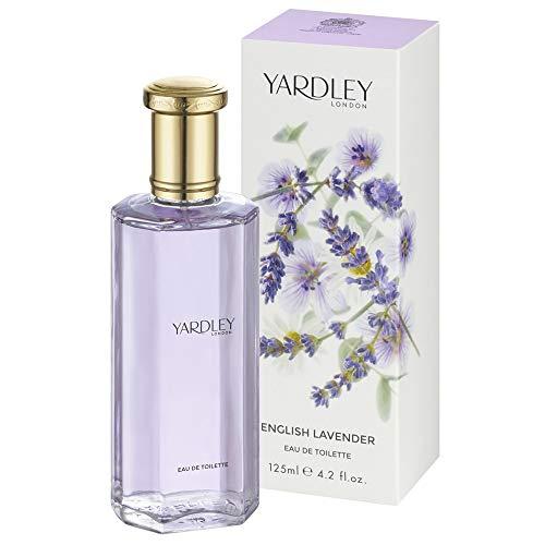 Yardley London Eau de Toilette, englischer Lavendel, 125 ml