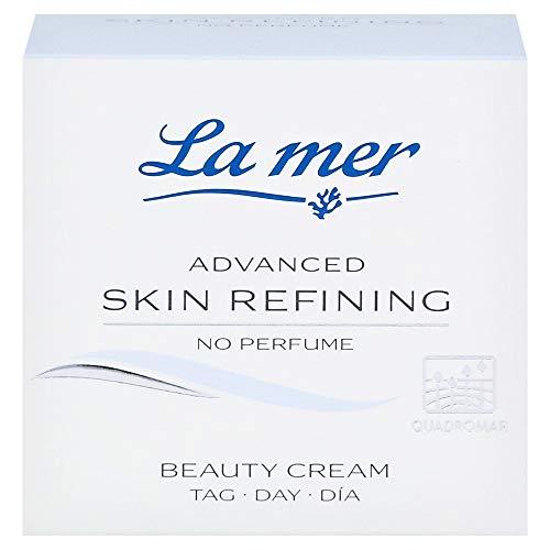 La mer Advanced Skin Refining Beauty Cream Tag 50 ml ohne Parfum